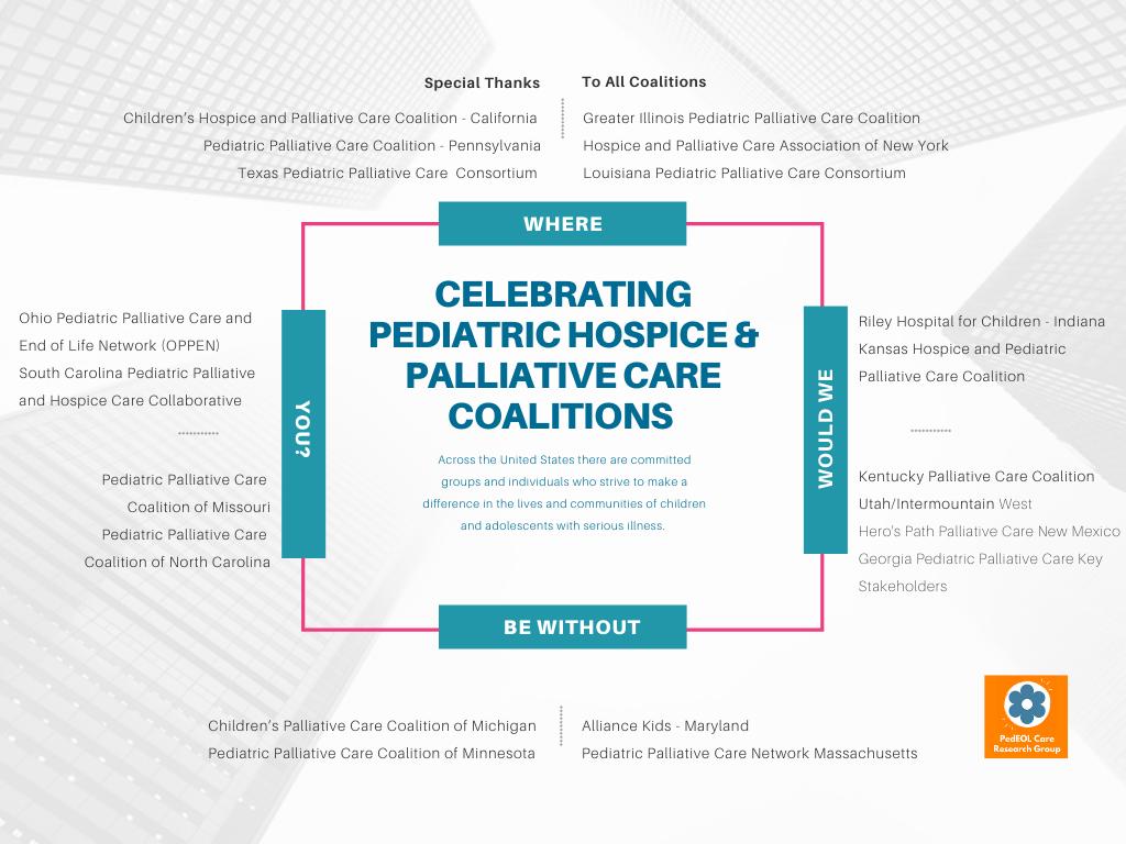 Pediatric Palliative Care Coalitions